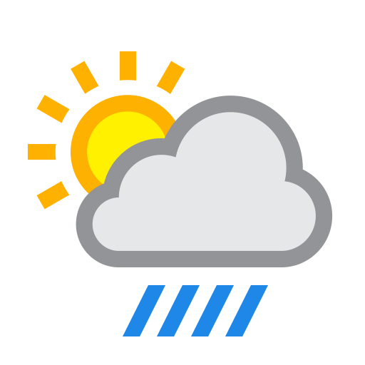512x512 Weather Drawing Icon