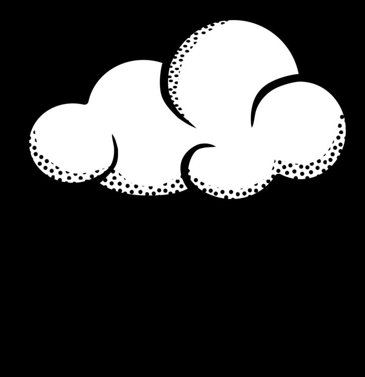 725x750 Cloud Snowflake Weather Drawing Cc0