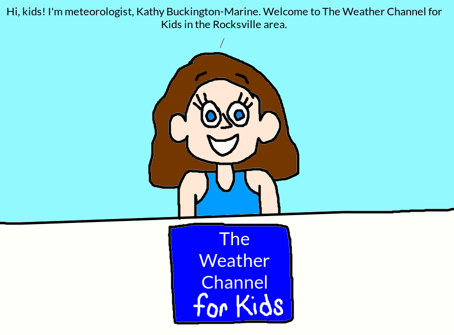 920x679 Kathy Marine On The Weather Channel For Kids