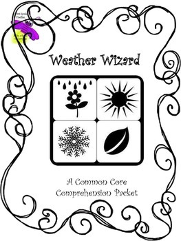 263x350 National Geographic Kidsweather Wizard Packet