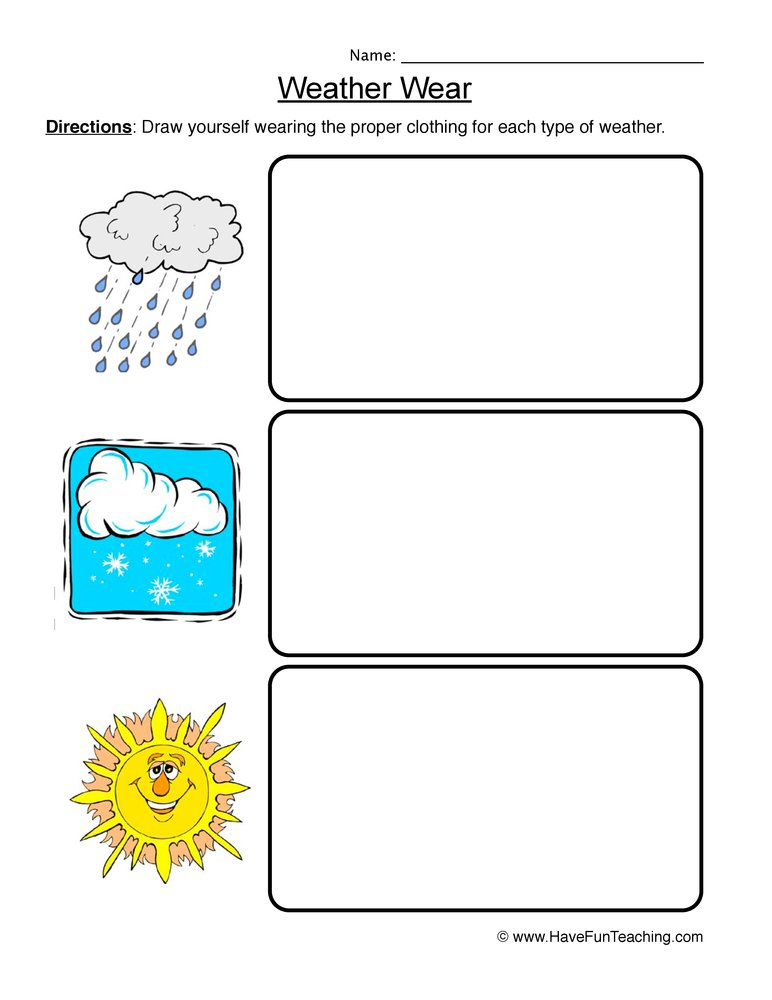 772x1000 Resources Science Weather Worksheets