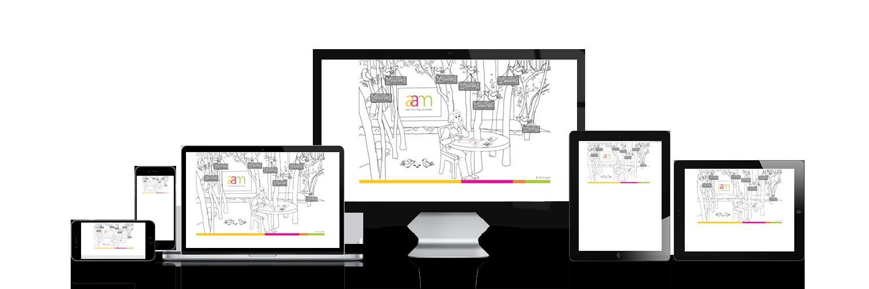 1500x500 flash website designing website designing company in delhi