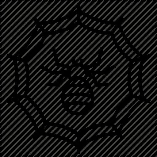 512x512 cobweb, dark web, spider drawing, spider net, spider out, spider