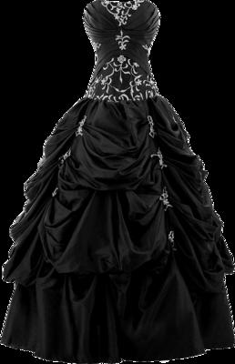 258x400 Glow Drawing Dark Wedding Dress Transparent Png Clipart Free