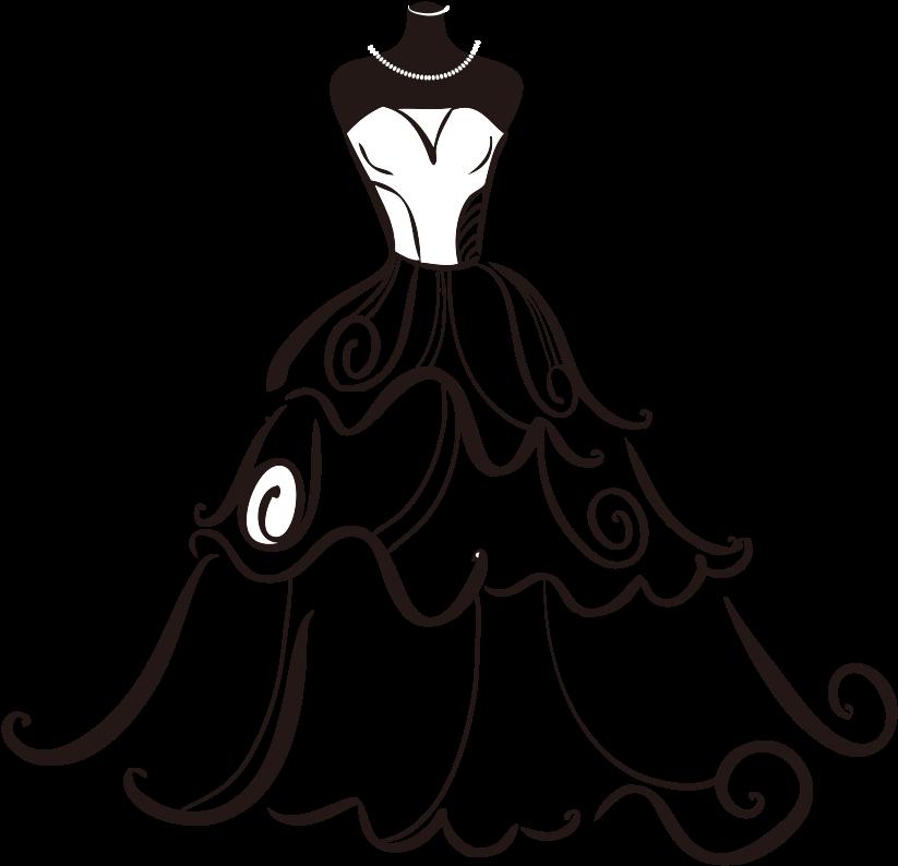 823x794 Hd Banner Free Dress Bride Clip Art Transprent