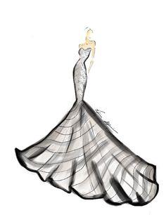 236x306 Best Wedding Gown Sketches Images Alon Livne Wedding Dresses