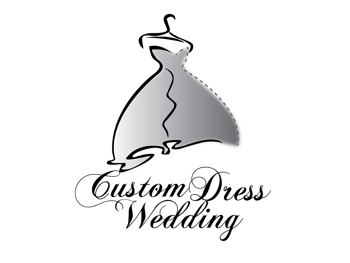 1200x900 Dress Drawing Logo For Free Download
