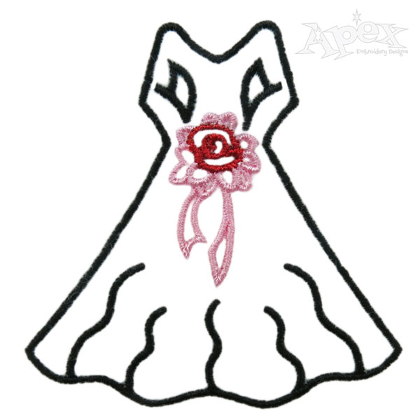 600x600 Wedding Bridal Embroidery Designs Ring And Dress