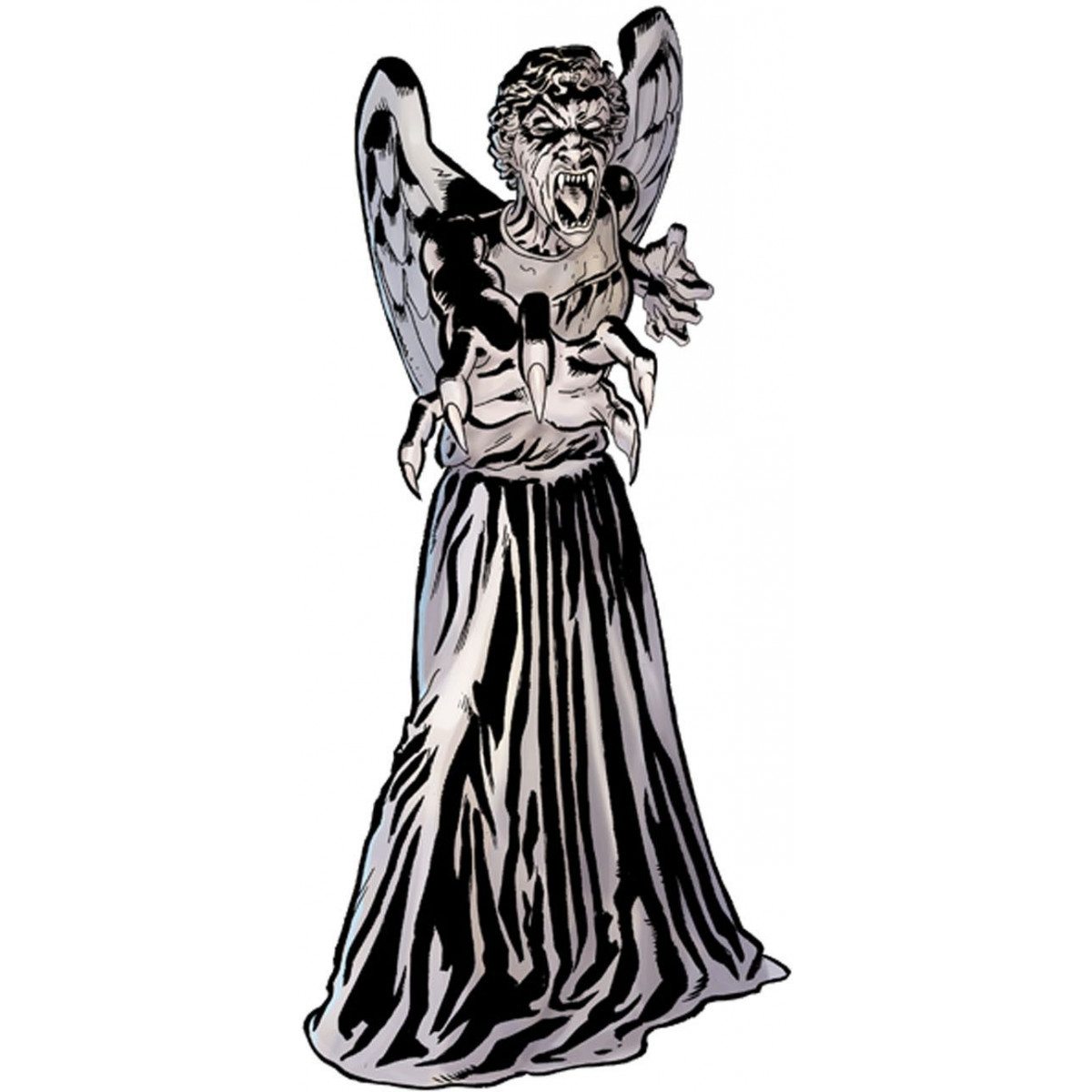 1200x1200 Doctor Who Mini Comic Standup Weeping Angel Bbc Shop