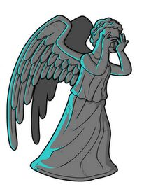 236x267 Best Weeping Angels Images Weeping Angels, Entertaining