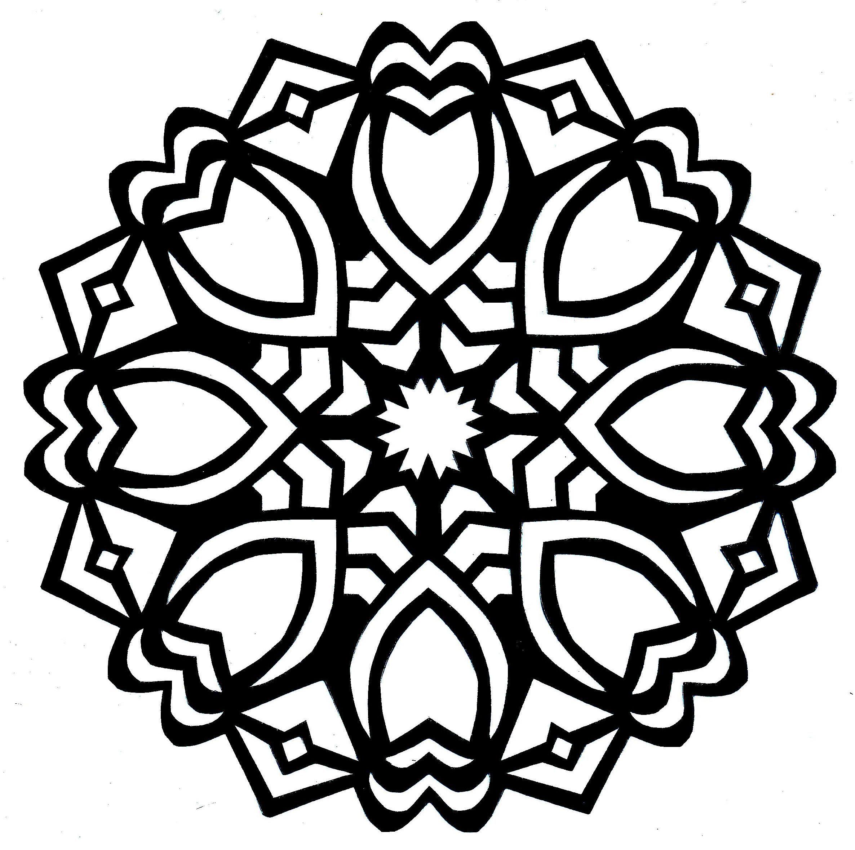 What Is Mandala Drawing