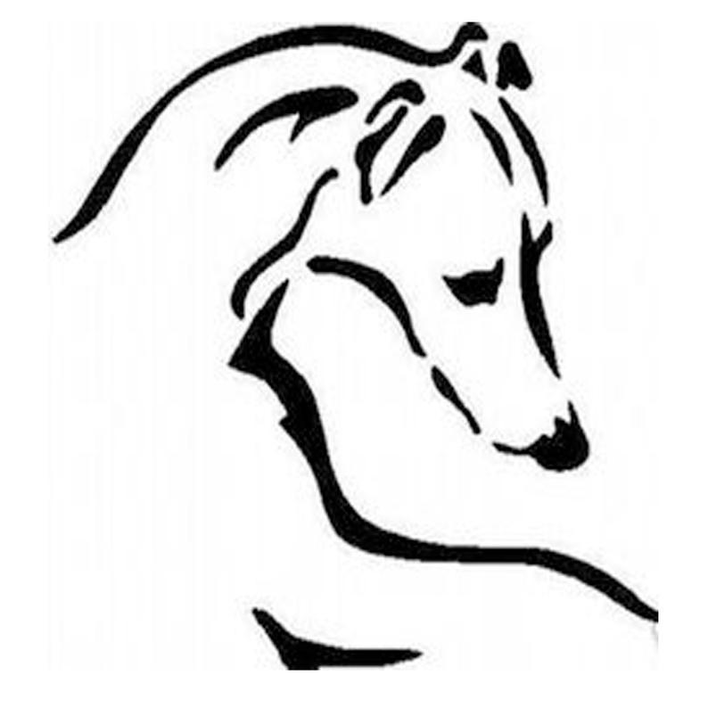 794x794 whippet greyhound lurcher micron mylar stencil durable etsy