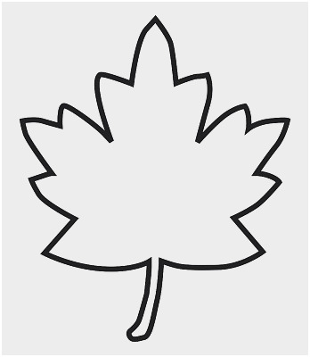 348x400 oak leaf clipart black and white pleasant oak leaf clipart black