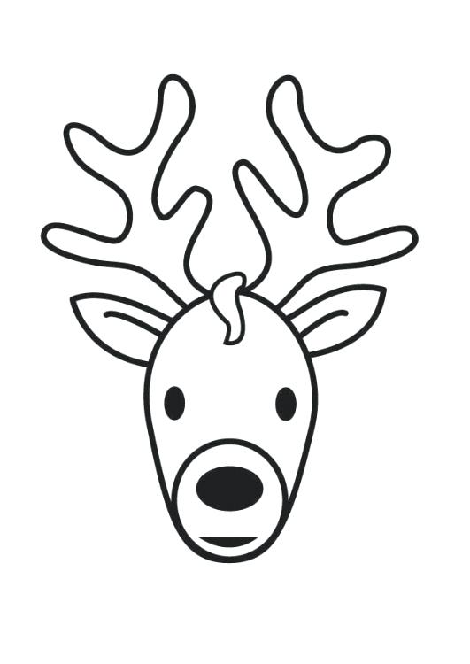 531x750 White Tailed Deer Drawing At Com Free For Personal Use Download