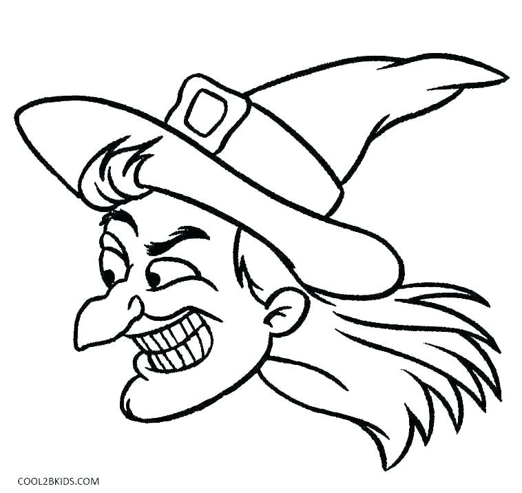 758x716 wicked witch of the west coloring pages wicked witch of the west
