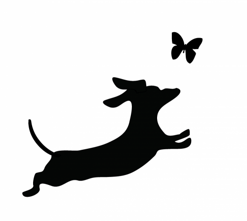 500x447 regal dachshund logo design contest dogs dachshund tattoo