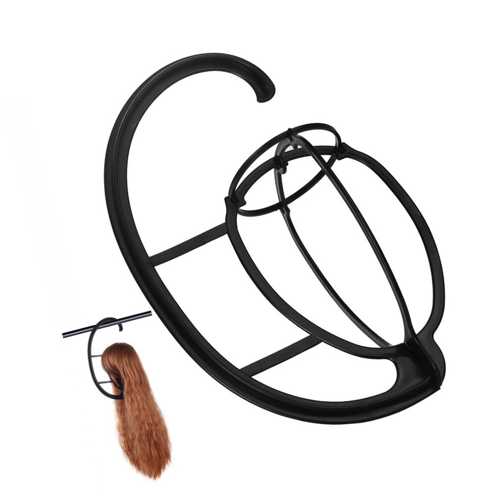 1000x1000 pack dreamlover wig hanger, portable hanging wig stand for all