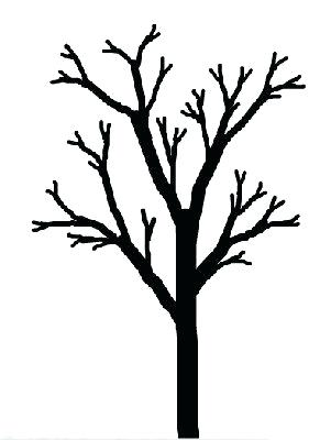 301x400 how to draw an easy tree best tree of easy way to draw xmas tree