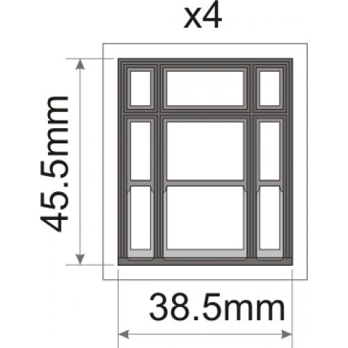 500x500 Scale Lnwr Window Frame