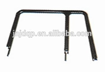 350x241 Shacman Heavy Struck Spare Parts Left Window Frame