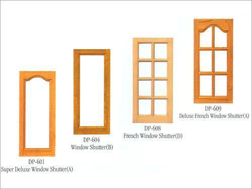 500x375 Teak Wood Window Shutter