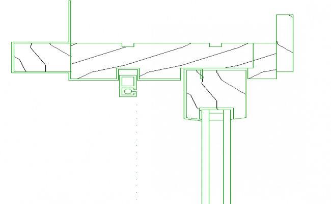 650x400 Window Frame Detail