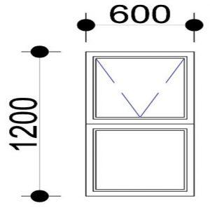 300x300 Casement Windows Aluminium Windows Catalog Sigmadoors