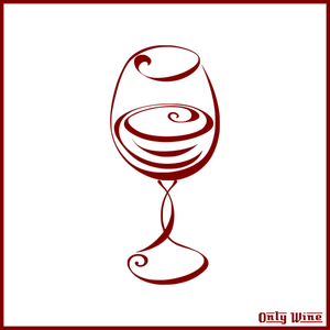 Wine Cup Drawing