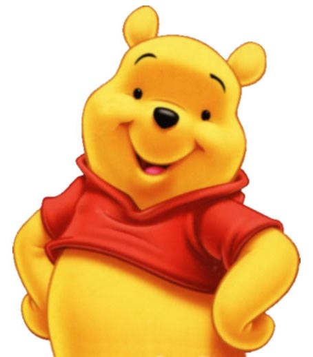 454x518 Easy Winnie The Pooh Clipart Drawing Pictures Nes De