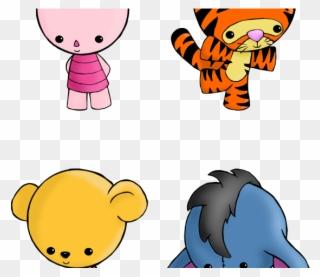 320x277 Winnie The Pooh Clipart Chibi