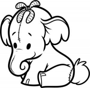 300x292 Cute Winnie The Pooh Drawings