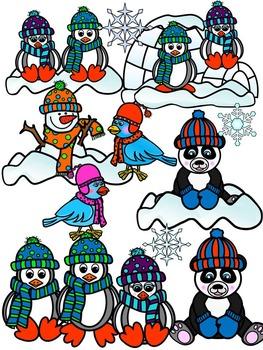 263x350 Winter Clipart Winter Kids Clipart