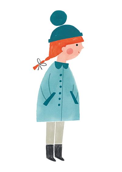 400x564 Ekaterina Trukhan, Kids Illustration, Design, Drawing, Painting