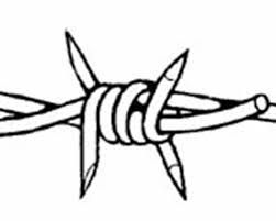 251x201 image result for barbed wire drawing art barbed wire drawing