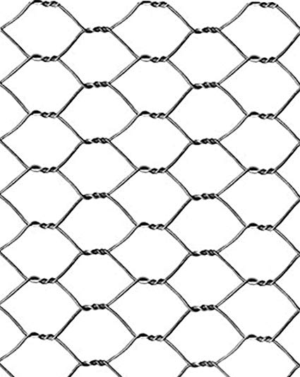 Wire Mesh Drawing