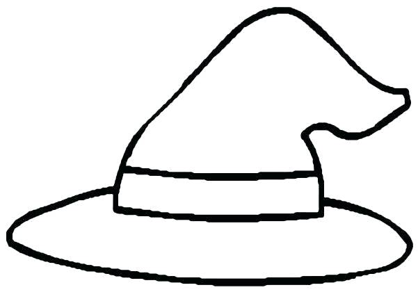 601x420 how do you draw a witch witch hat drawing gallery draw witch broom