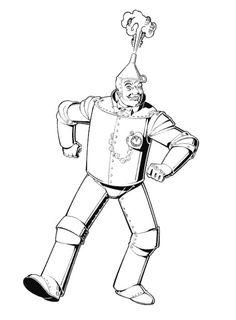 Wizard Of Oz Drawings