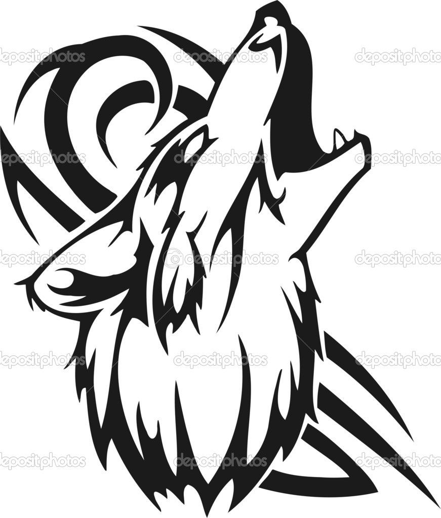 871x1023 Wolf Howling Coloring Pages Sketch Drawings Of Wolves To The Moon
