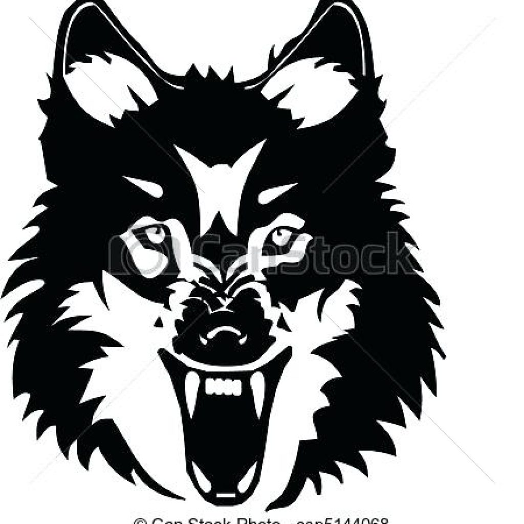 1024x1024 Wolf Face Clipart Bee Clipart House Clipart Online Download