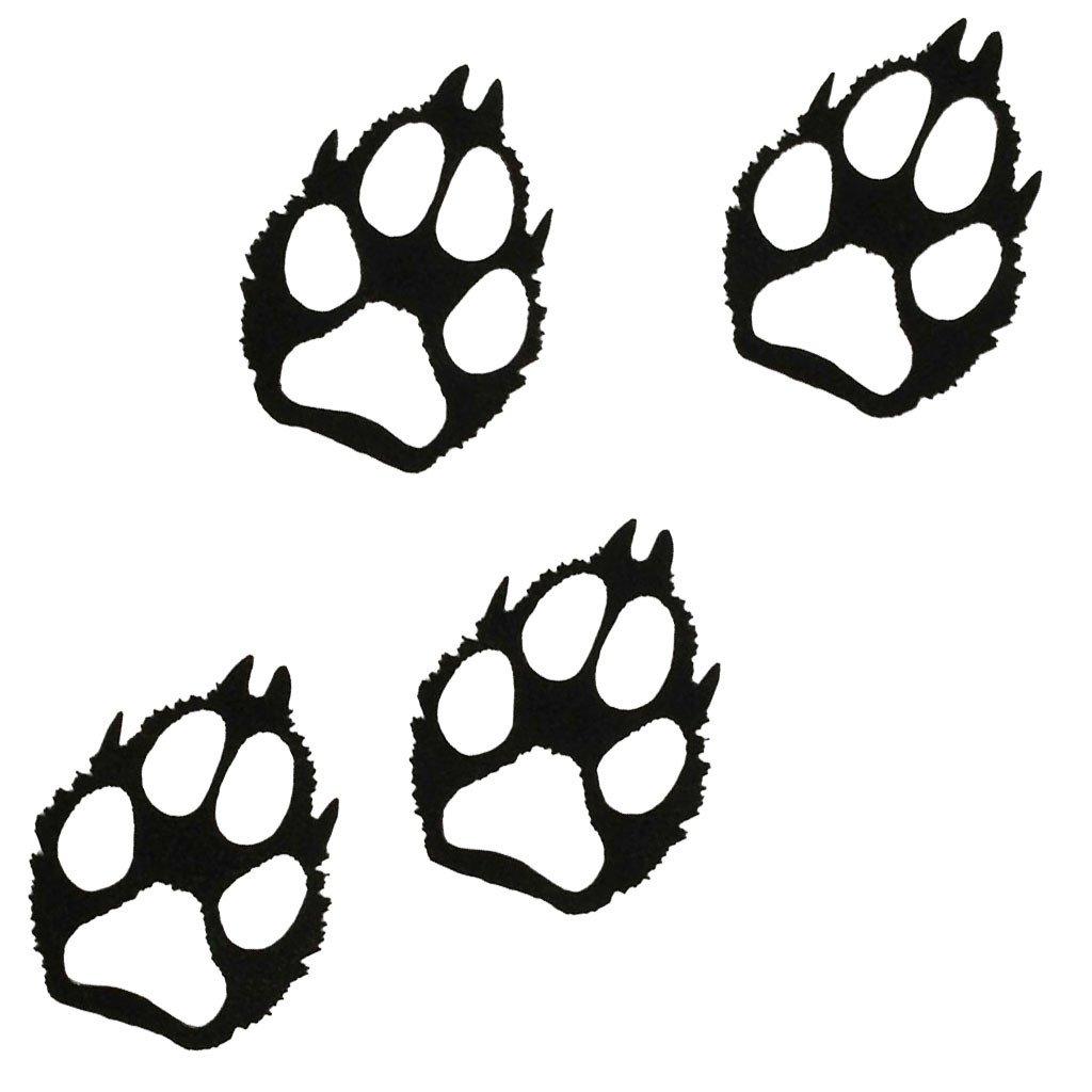 1024x1024 Wolf Paw