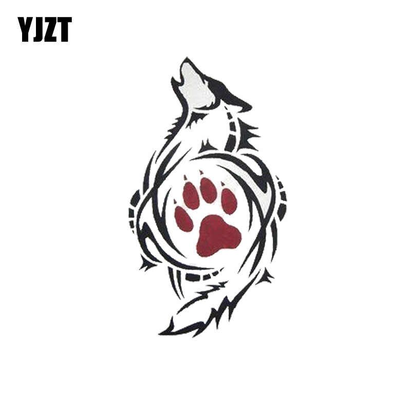 800x800 Detail Feedback Questions About Yjzt Red Paw Print