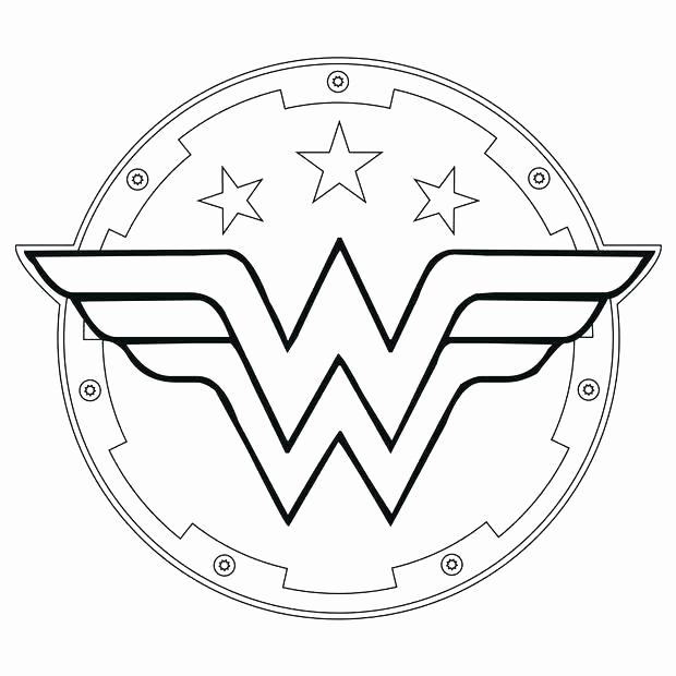 photograph regarding Wonder Woman Printable Logo identified as Speculate Lady Symbol Drawing Cost-free obtain perfect Ponder Girl