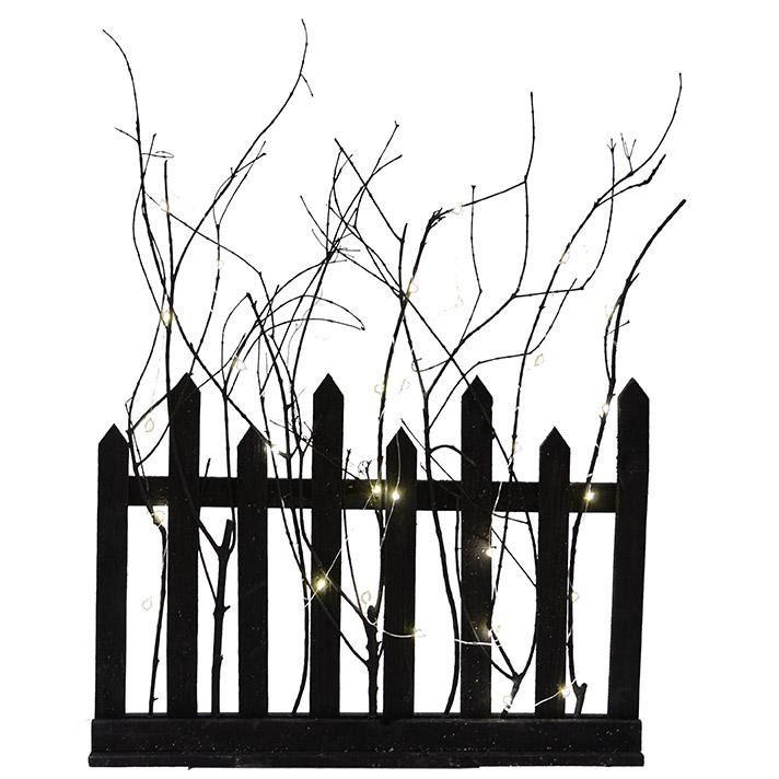 712x712 Led Fence Twig