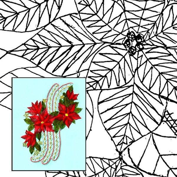 600x600 Kloeppelshop Pattern Christmasstars