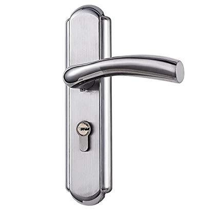 425x425 Daeou Stainless Steel Door Lock Interior Wooden Door