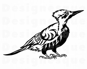 340x270 Woodpecker Clipart Etsy