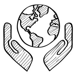256x256 Collection Of Free World Drawing Doodle Download On Ui Ex
