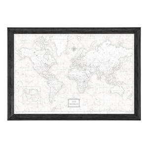 300x300 Large World Map Travel Posters Conquest Maps