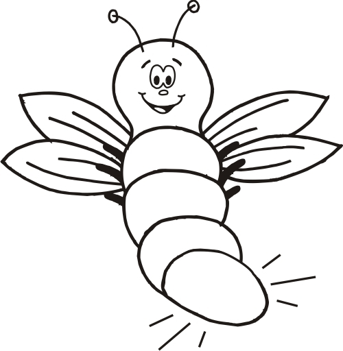 500x512 Huge Collection Of 'glow Worm Drawing' Download More Than