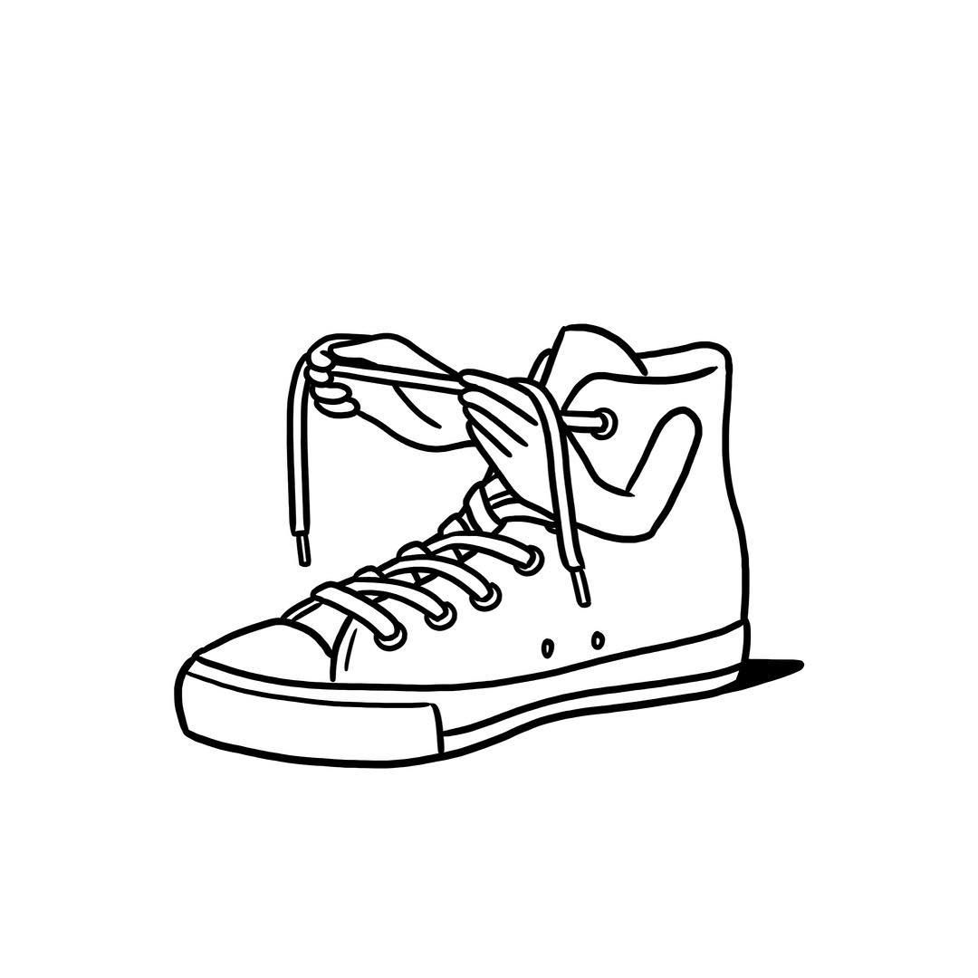 1080x1080 Self Lacing Shoes